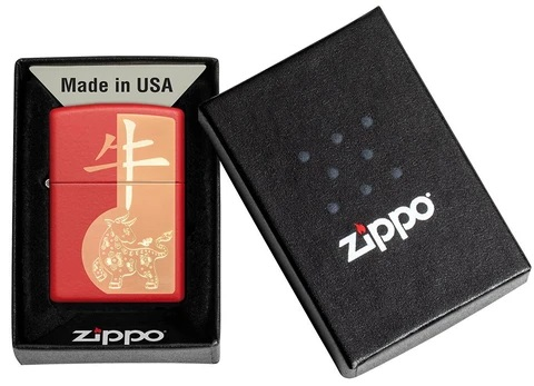 zippo 49233 Year of the Ox
